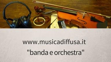 banda e orchestra