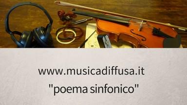 poema sinfonico