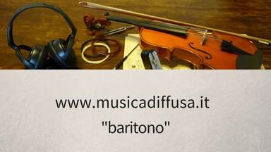 baritono